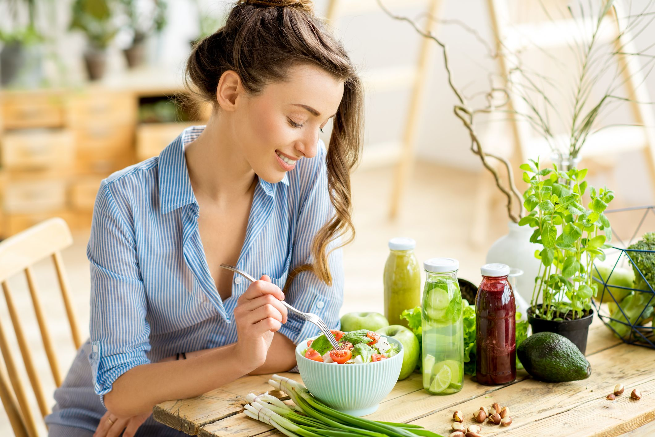 alimentation bien-être