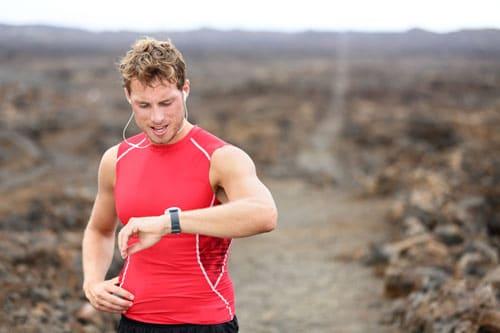 montre running cardio