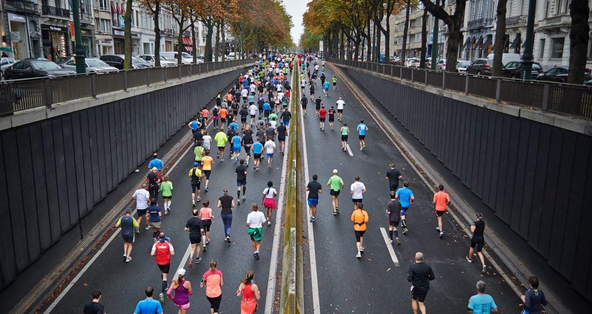 Un marathon solidaire et idéal pour respecter la planète